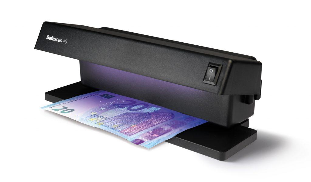 détecteur de faux billet