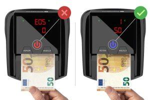 test détecteur de faux billets Detectalia D7